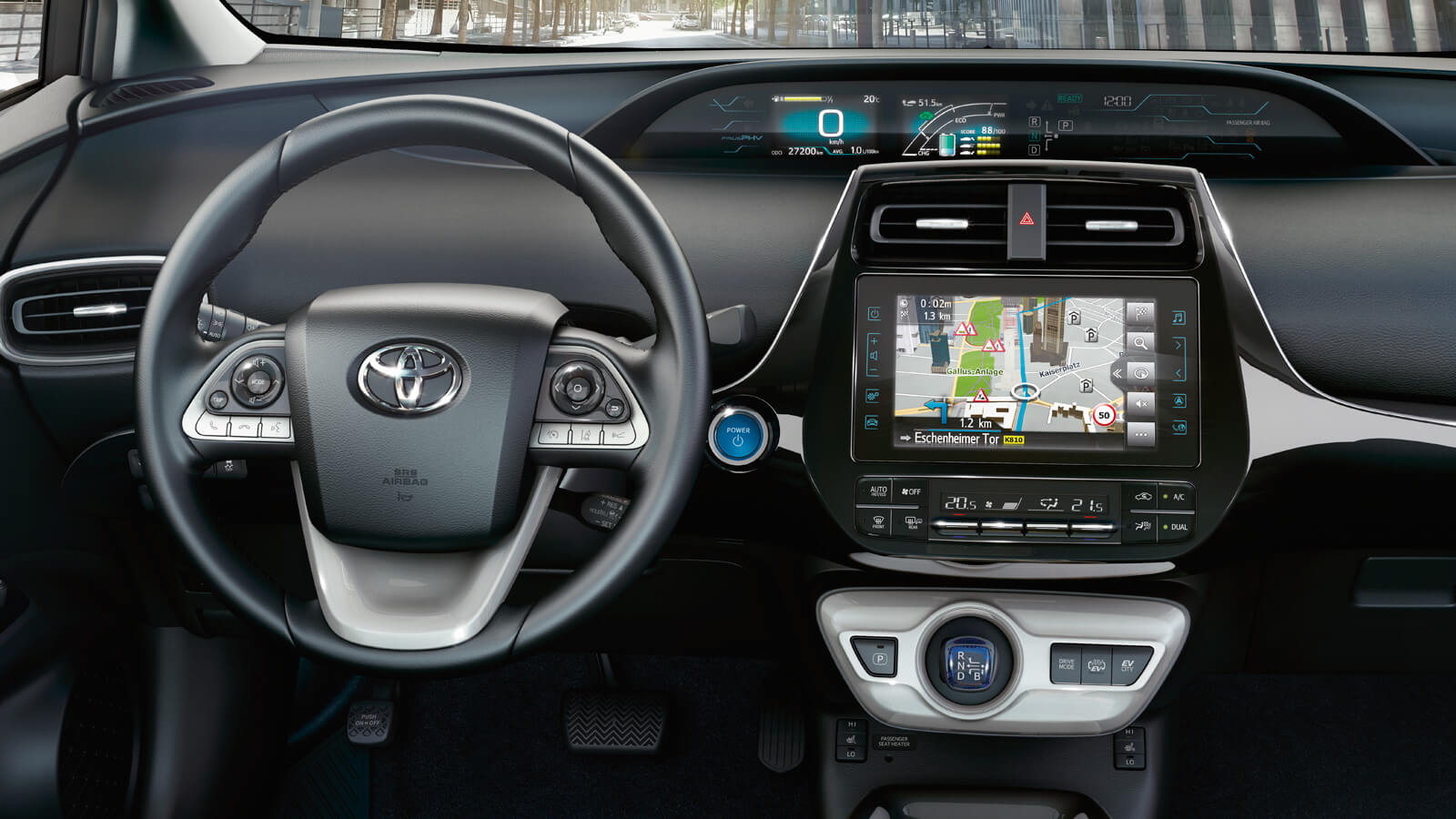 Prius Hybride Rechargeable - 20