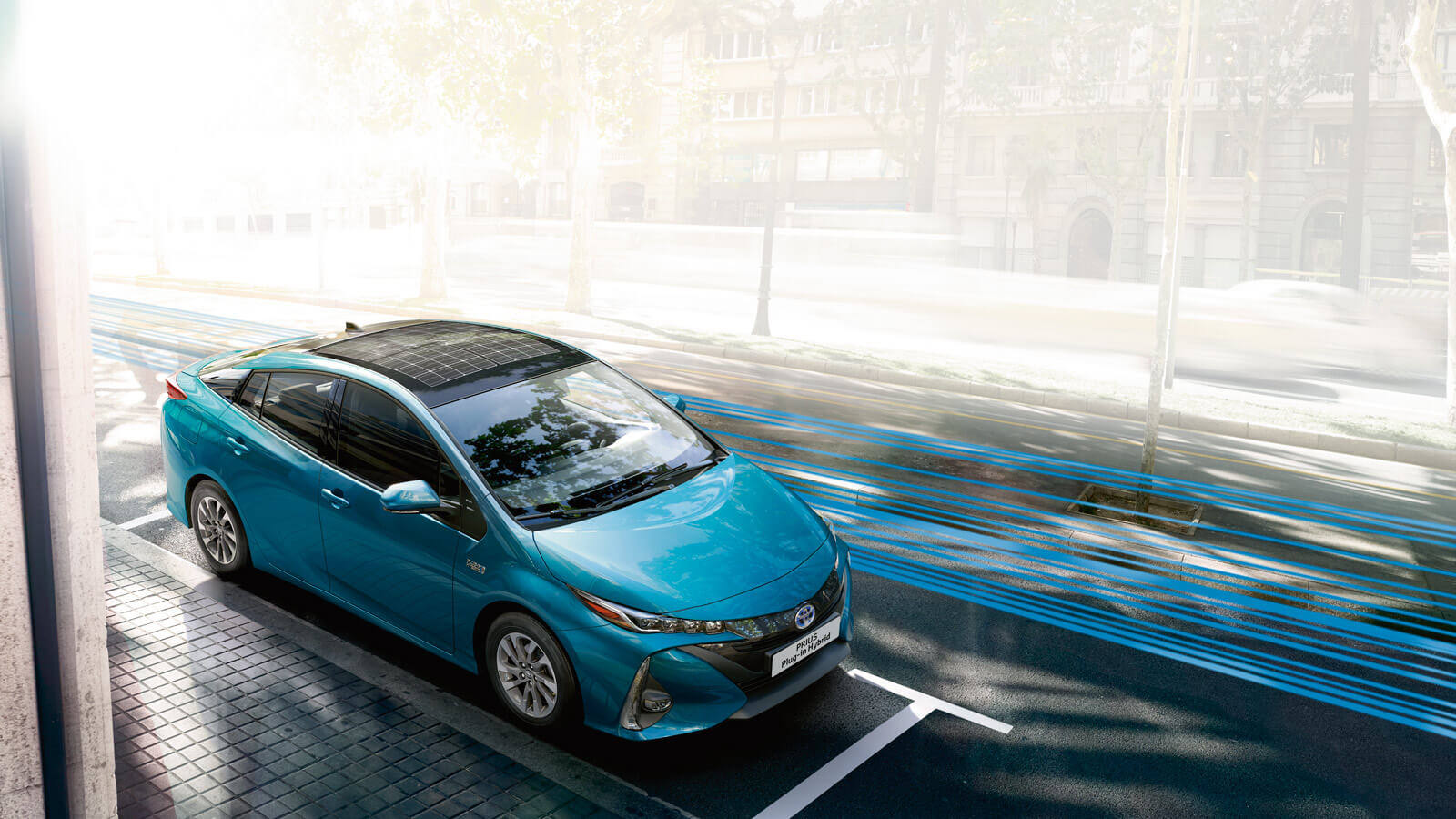 Prius Hybride Rechargeable - 2