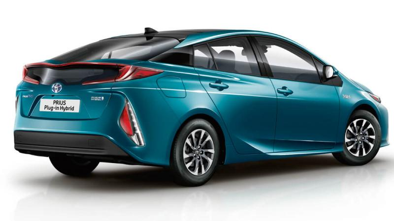 Prius Hybride Rechargeable - 9