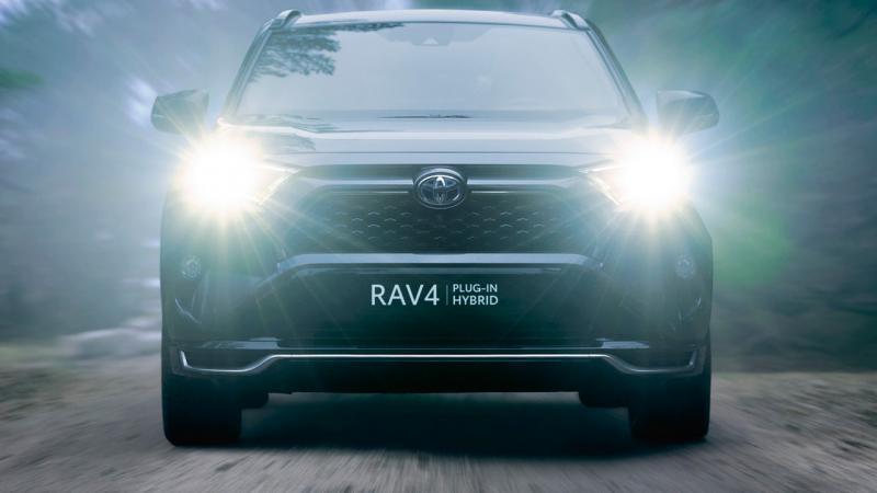 RAV-4 Hybride rechargeable - 2